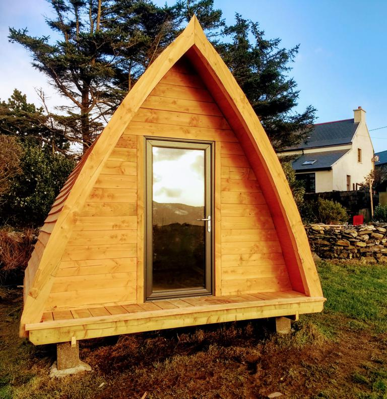 Larch gable - Arkipod